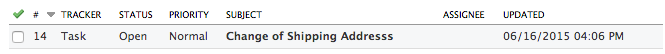 Die E-Mail erscheint als Aufgabe in der Aufgabenansicht