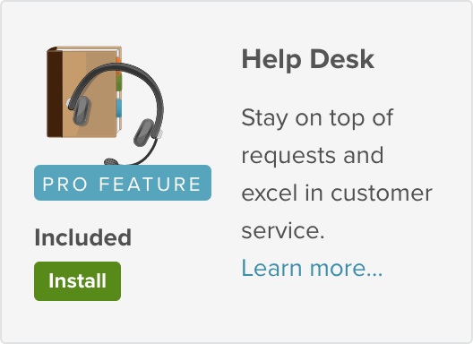 Set up the Help Desk - Online Project Management and Redmine